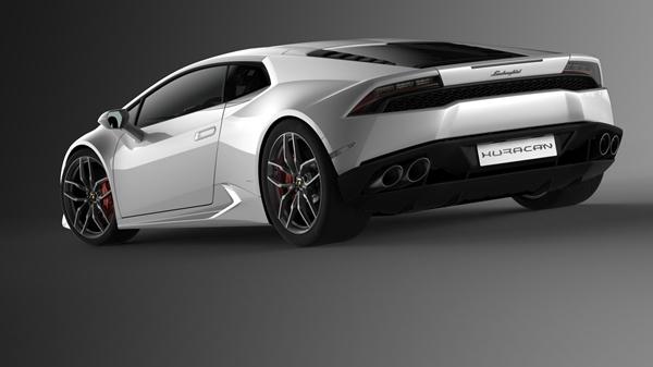 Lamborghini Huracan 2014.03
