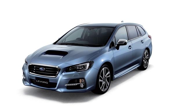 Subaru Levorg 2014.02
