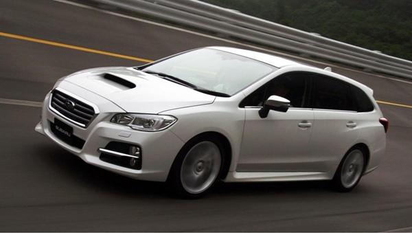 Subaru Levorg 2014.03