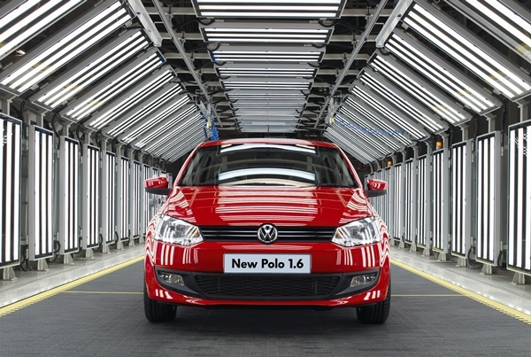 VW Polo 1.6 2014.01
