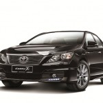 Camry X Front