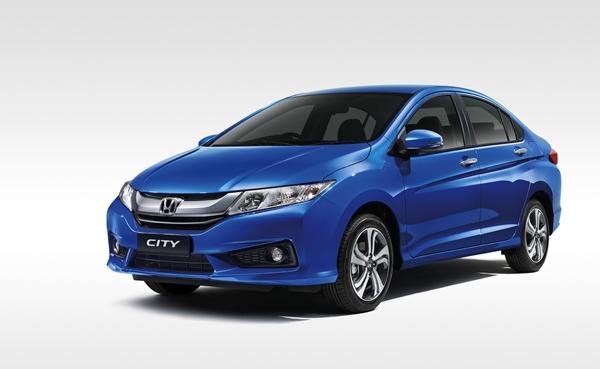 Honda City Malaysia 2014.04
