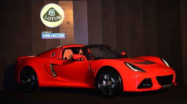 Lotus Exige S Roadster 2014.02