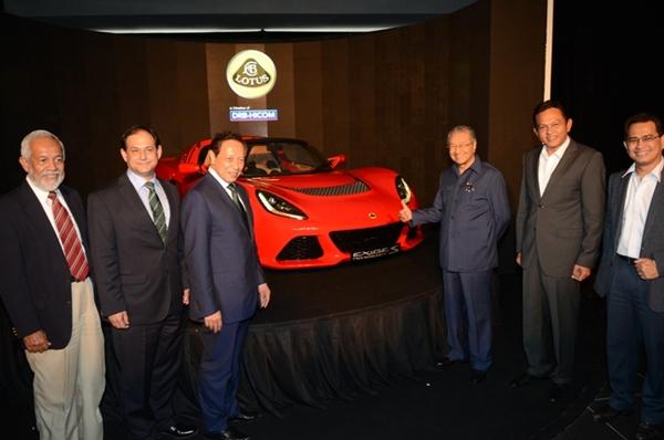 Lotus Exige S Roadster 2014.03