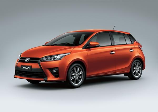Toyota Yaris 2014.02