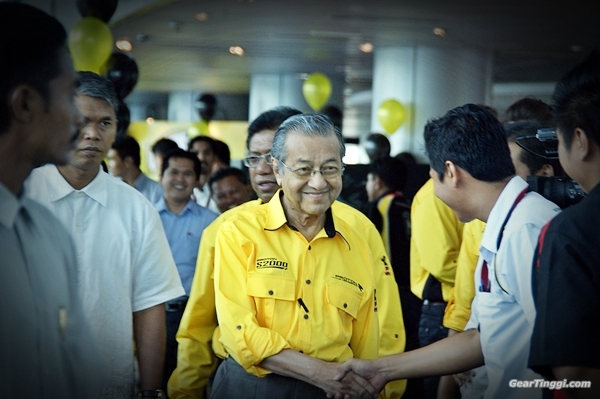 Tun Dr. Mahathir 2014.01