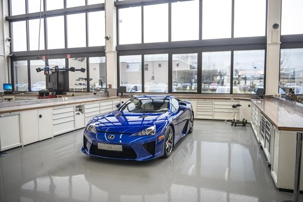 Lexus LFA 2014.03