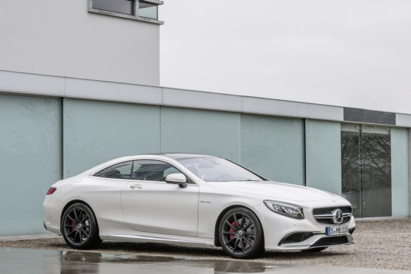 Mercedes-Benz S63 AMG Coupé 2014.03