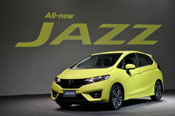 Honda Jazz 2014.03