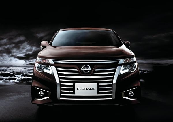 Nissan Elgrand 2014.02
