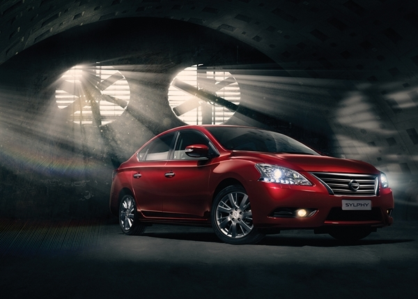 Nissan Sylphy 2014.09