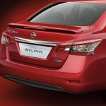 Nissan Sylphy 2014.10