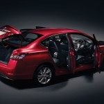 Nissan Sylphy 2014.11