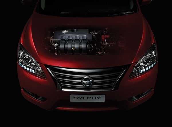 Nissan Sylphy 2014.13