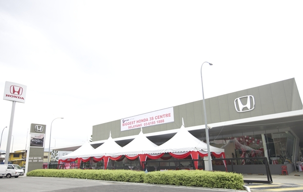Pic 1 - The New Kah Motor Selayang