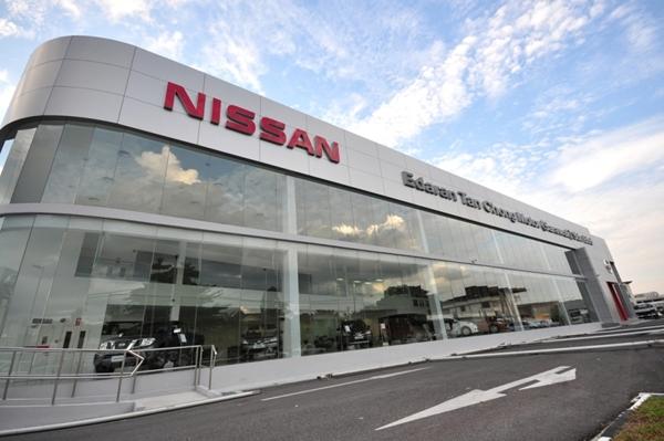 Nissan Kuching 2014.01