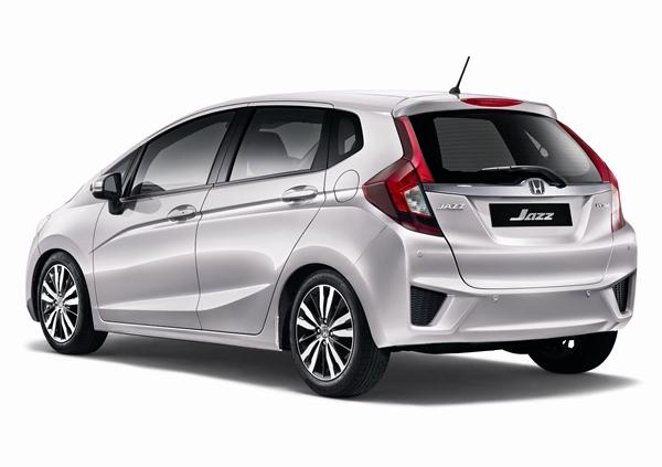 Honda Jazz 2014.01