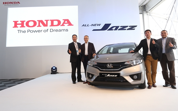 Honda Jazz My 2014.02