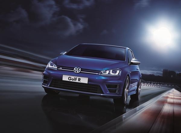 VW Golf R 2014.02