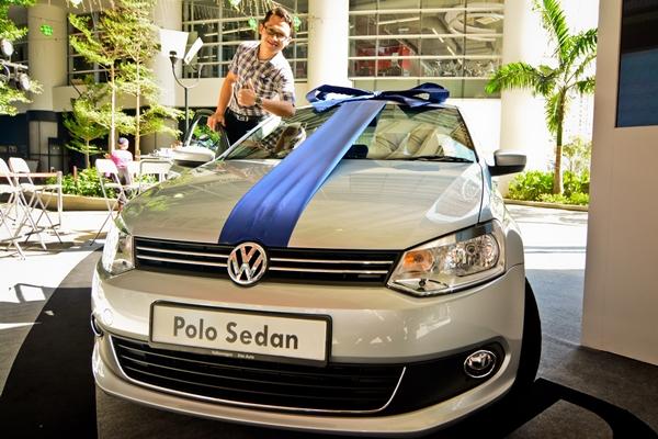 VW Polo Sedan 2014.01