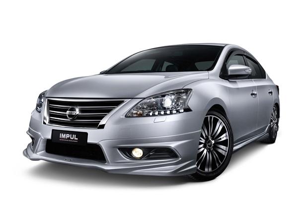 Nissan Sylphy Impul 2014.01