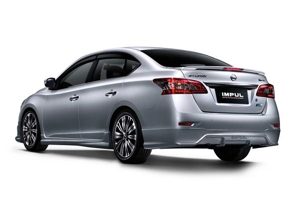 Nissan Sylphy Impul 2014.03