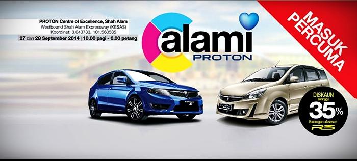 Karnival Alami Proton 2014.04