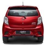 Perodua Axia Advance 2014.01