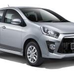 Perodua Axia Advance 2014.03