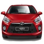 Perodua Axia Advance 2014.08