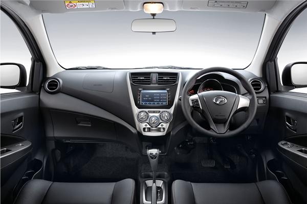 Perodua Axia Advance 2014.16