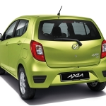Perodua Axia Standard G 2014.04
