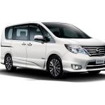 New Nissan Serena S_Hybrid CKD_Front