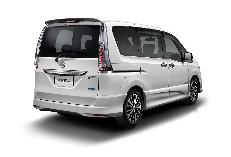New Nissan Serena S_Hybrid CKD_Rear