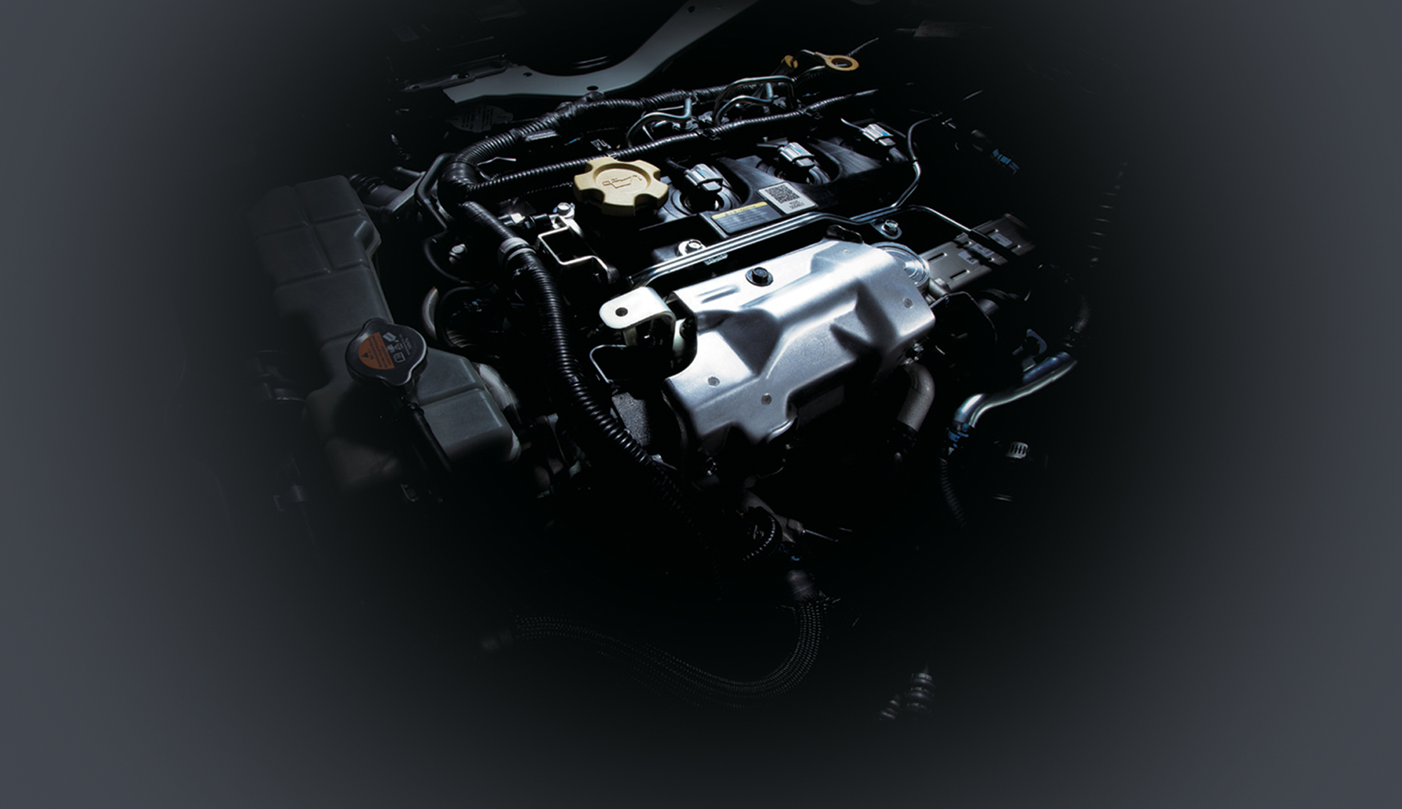 02_NV350 Urvan_2.5L Diesel Direct Injection with Variable Geometry System (VGS) Turbo Intercooler
