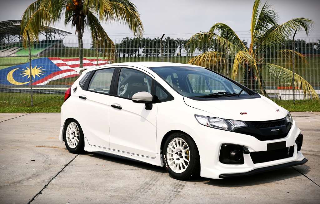Honda City Jazz S1K 2014.01