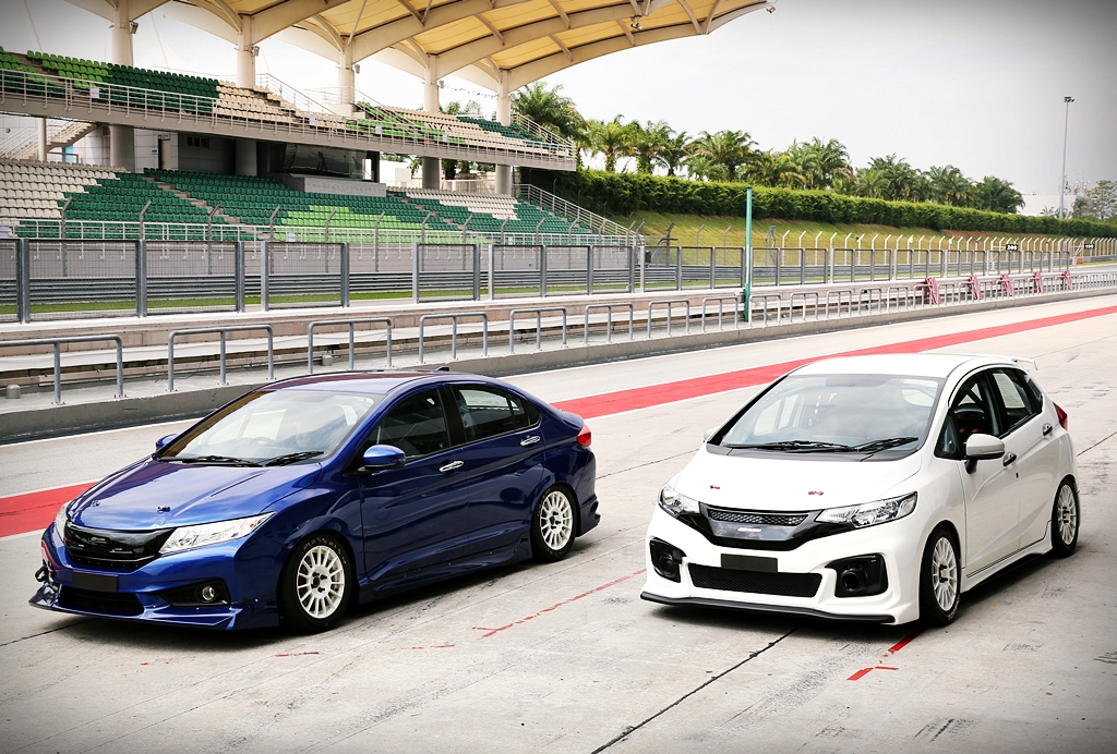 Honda City Jazz S1K 2014.09