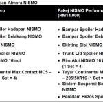Almera Nismo 2015