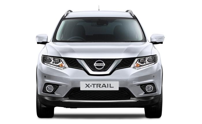 Nissan X-Trail 2015.10