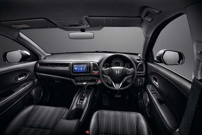 Honda HR-V 2015.05