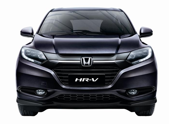 Honda HR-V 2015.09