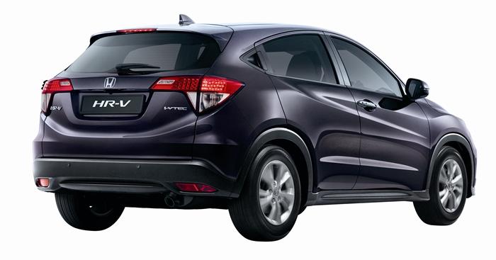 Honda HR-V 2015.16