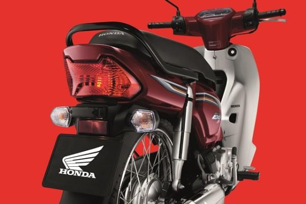 Honda EX5 Dream FI 2015.02