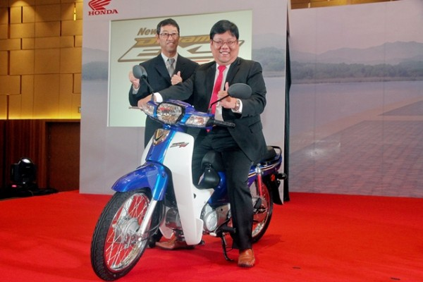 Honda EX5 Dream FI 2015.04