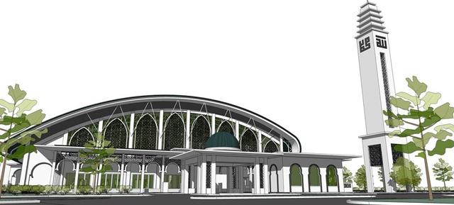 Masjid Perodua 2015.02