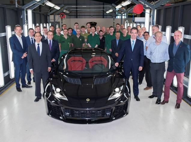 Lotus Evora 400 2015.01