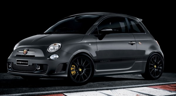 ABARTH 595 TROFEO EDITION 2015.01