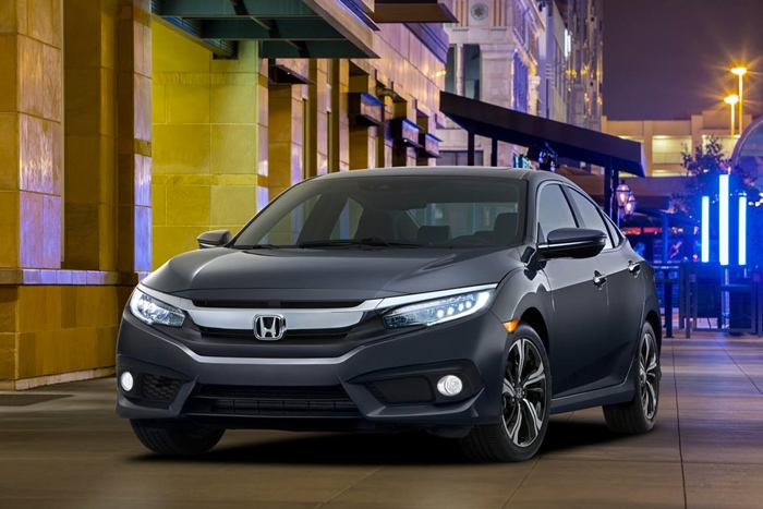 Honda Civic AS 2015.01