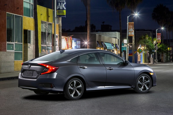 Honda Civic AS 2015.02