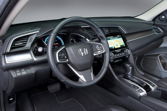 Honda Civic AS 2015.04